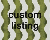 Kelly - 2 Custom Cushion fillers