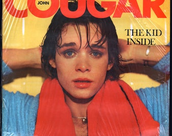 John Cougar Mellencamp - The Kid Inside (1982); UK IMPORT