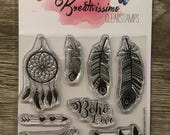 ClearStamps BohoStyle 2