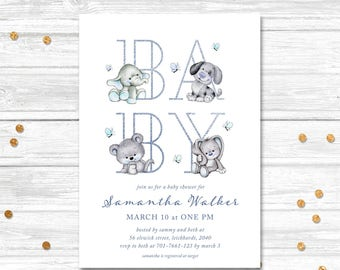 Baby Shower, New Baby, Baby Celebration, Baby Invite, Baby Shower invitation, baby shower boy, baby shower girl, baby shower neutral, baby