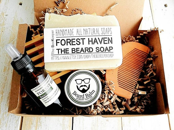pre order beard kit beard grooming kit beard soap beard. Black Bedroom Furniture Sets. Home Design Ideas