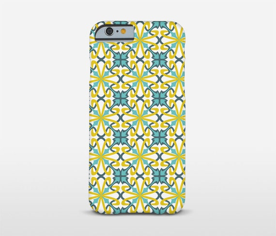 Graphic Pattern Phone Case, Modernist Case, iPhone7 Cases, Moto Cases, Xperia, Samsung and more