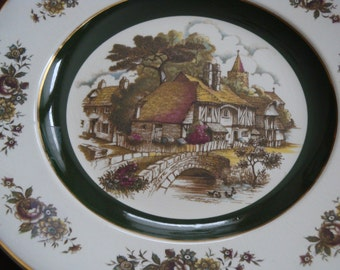Wood and Sons ASCOT (Village B) Service Plate (Charger)!