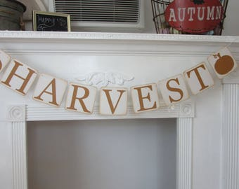 Thanksgiving Fall Banner Harvest Banner