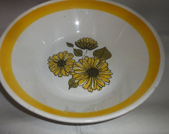 Vintage Crown Lynn Forma Charmane Bowl/