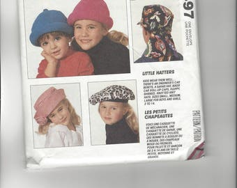 McCall's Fashion Accessories Pattern 6497 CUT