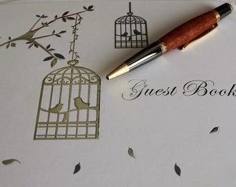 Sierra Gold Jarrah Woodturned Pen