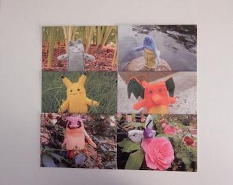 Pokemon greeting card set