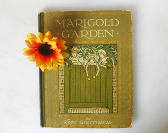 Kate Greenaway's Marigold Garden, Frederick Warne & Co., Ltd.