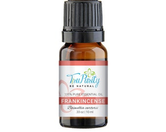 FRANKINCENSE- 100% Pure Essential Oil