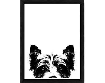 West Highland Terrier PRINT