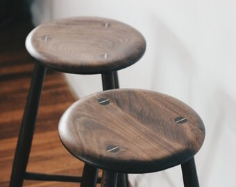 Counter Height Three Legged Stool & 3 legged stool | Etsy islam-shia.org