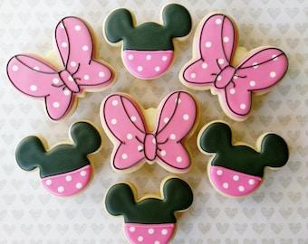 Minnie Sugar Cookies(12)