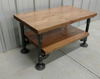 Modern Industrial Coffee Table Part 83