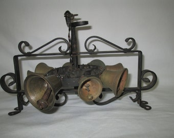 Cast Iron Bell Etsy