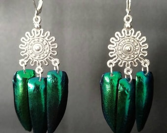 Quetzalcoatl Earrings