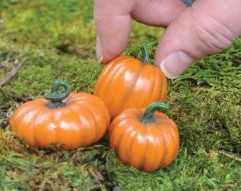 Fall Pumpkins Set of 3