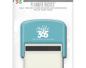 "Create 365 The Happy Planner stamp ""checklist"""