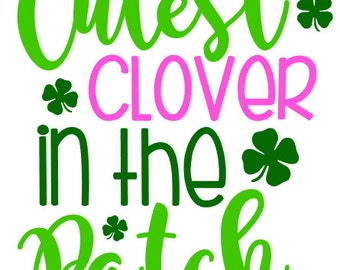 St. Patrick's Day SVG File