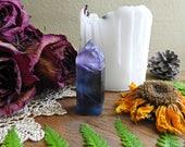 Fluorite Point J // Healing // Metaphysical // Meditation // Energy // Chakra // Reiki // Altar // Rocks // Gemstones // Zen // Crystals