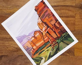 Zion Canyon | Southwest Series