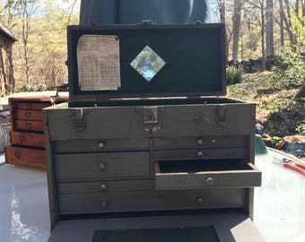 Gerstner Machinist's Tool Chest