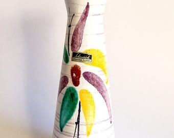 Scheurich West German - Europ Linie 1950s Bottle Vase