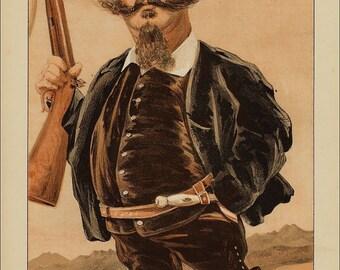 Vanity Fair Print / Lithograph : Victor Emanual I 1870