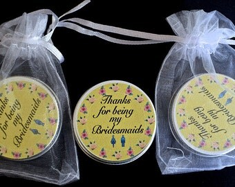 Lip balm. (Multiple of 10) Personalised Wedding favours. Bridal showers. Baby showers. Birthdays etc