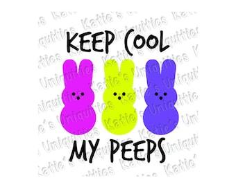 Peeps Clipart