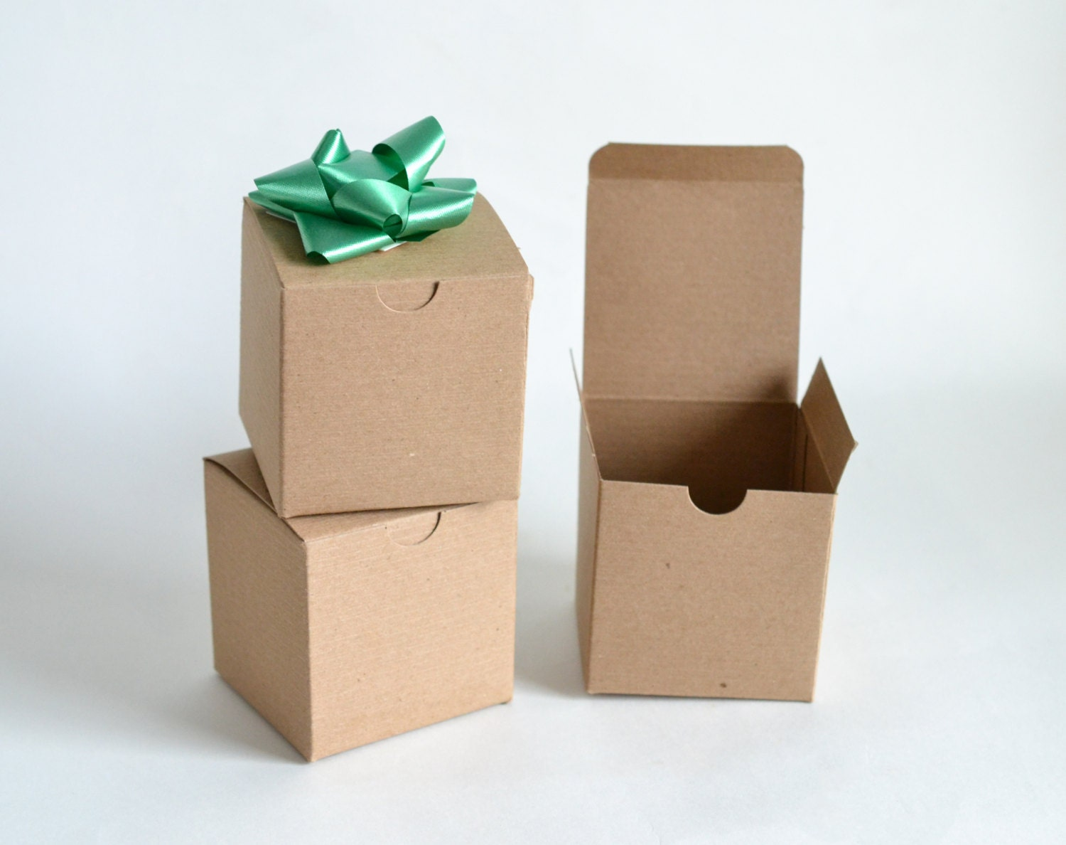 Michaels Brown Favor Boxes : Brown kraft boxes small gift paper