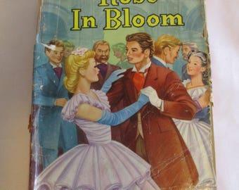 Rose in Bloom by Louisa May Alcott 1952