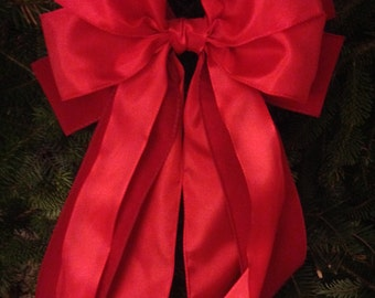Home For The Holidays ~ Balsam Fir Wreath Maine Made Fresh & Decorated