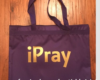 iPray Tote