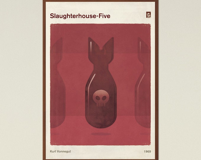 an assessment of slaughterhouse five by kurt vonnegut Slaughterhouse-five by kurt vonnegut  more like a movie summary than a real assessment by a caring father of his son's character  most of slaughterhouse-five.