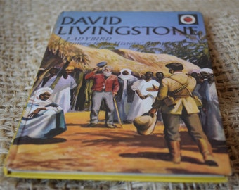 David Livingstone. A Vintage Ladybird Book. Series 561.