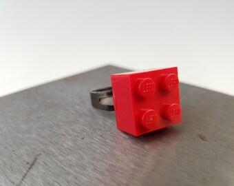 Lego Brick Rings