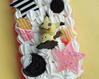 Custom Pokemon Decoden Case Made-to-Order Phone Case - iPhone, Galaxy, Samsung & Others
