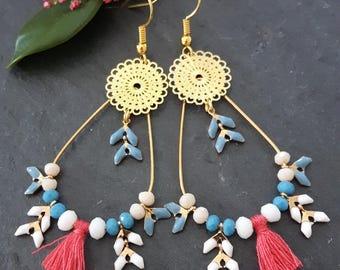Earrings LISANDRE - Bonbon