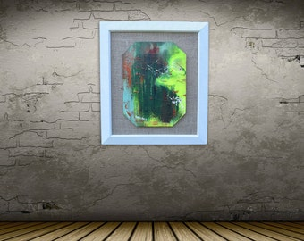 Abstract Painting, Acrylic Painting, Original Abstract art, Wall Art, Framed Painting, Original Art, Handmade Abstract, Modern Art,