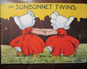 The Sunbonnet Twins - Uncle Milton -  1907