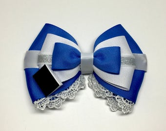 Little Town / Peasant Belle - Disney Beauty and the Beast Hair Bow