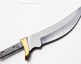 4.25inch Upswet Skinner Skinning Knife Making Blade Blank Knives Stainless Steel [bl-os17]