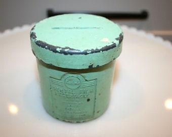 Eastman Kodak Dental Film Receptacle//Industrial Decor//Vintage Lead Receptacle