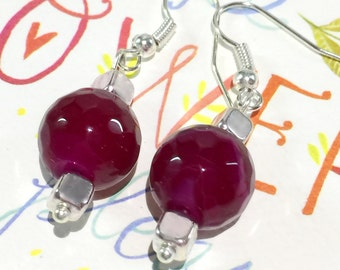 Silver Earrings, Jewelry, Drop Earrings, Dangle Earring,Mom Gift,Silver Sun Stud Earrings,Sterling Silver,Small Earrings,Geometric Earrings