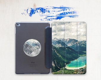 Moon iPad Case iPad Air 2 Case Nature iPad Mini 2 Case iPad Mini 4 case Smart Cover iPad Pro 9.7 Case iPad 4 Case iPad Air 12.9 Case Smart