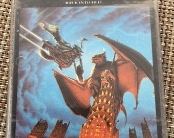 Meatloaf Bat Out Of Hell II Cassette Tape 1993