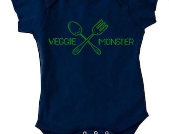 Veggie Monster   for Baby & Toddler