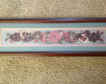 Sharon achtyes spring hand signed and numbered for Glynda turley painting