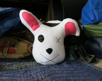 Borderlands Tiny Tina Bunny Plush Pillow Decor Cosplay Prop Toy